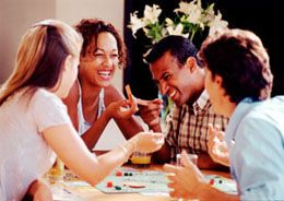 Stress Relief Games for Groups