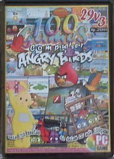 Kode 29V3 100 game ANGRY BIRD dkk