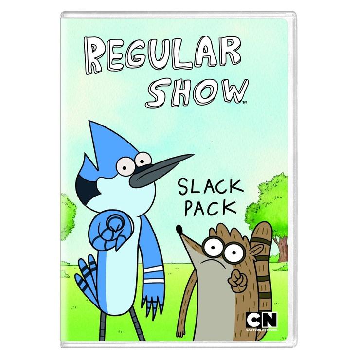 Amazon.com: Regular Show: The Slack Pack: William Salyers, Mark Hamill, Sam Marin, J.G. Quintel: Movies & TV