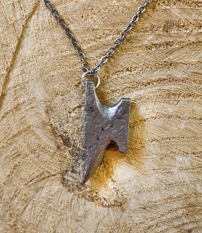 CXXVI Clothing Co. — Anvil Necklace