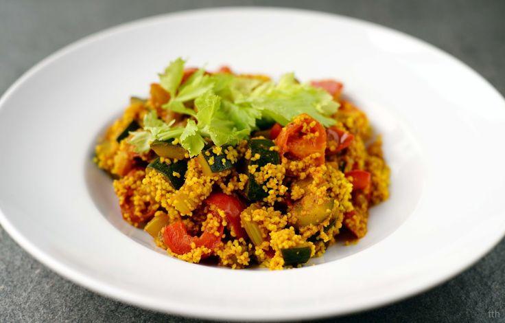 true taste hunters - kuchnia wegańska: Kuskus po marokańsku (wegańskie)