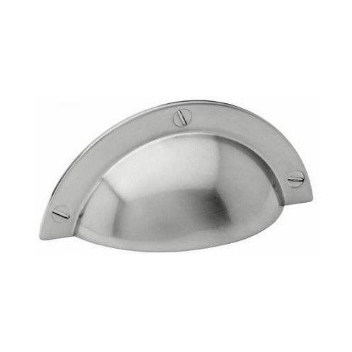 Skålhandtag 4010 - Rostfritt Stål - Beslag Design