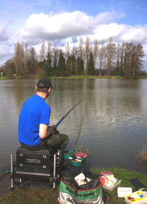 1000 ideas about coarse fishing on pinterest fishing for Fishing pole for beginners