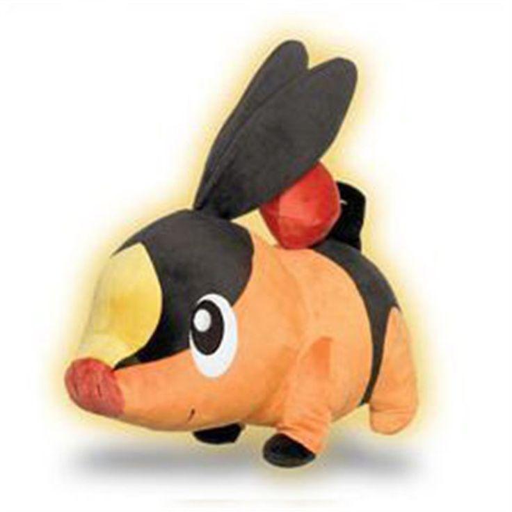 BEW TEPIG PLUSH Direttamente dal fortunato Pokemon Black, un morbidissimo peluche da 40 cm di Tepig, lo starter elementale di fuoco. Licenza ufficiale Nintendo, tutto da coccolare! - Maggiori dettagli: http://www.thegameshop.it/it/peluche/506-tomy-pokemon-bew-tepig-big-40cm-5011666718029.html#sthash.v7bvccLD.dpuf