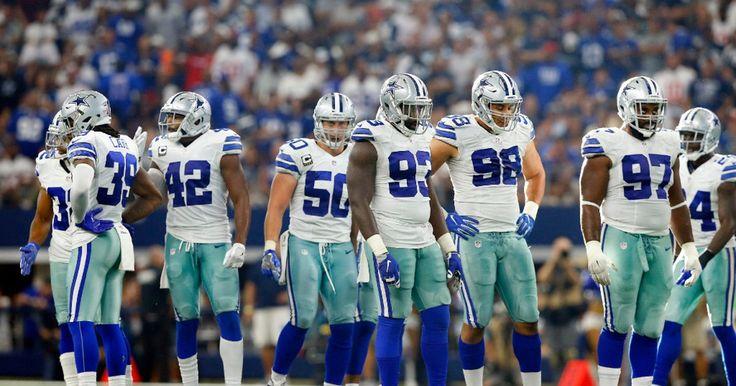Look for Cowboys to shake up defensive line make change at linebacker