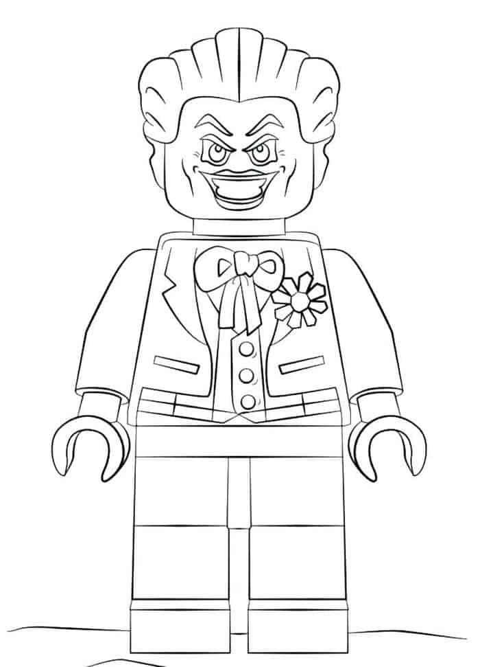 Lego Batman Joker Coloring Pages Lego Movie Coloring Pages Lego Coloring Superhero Coloring