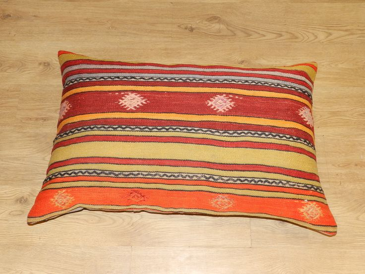 Excited to share the latest addition to my #etsy shop: 35 x 24 incnh,90 x 60 cm,pillows,outdoor pillow,large pillow,decorative pillow,kilim pillow,turkish pillow,handmade pillow,pillow covers