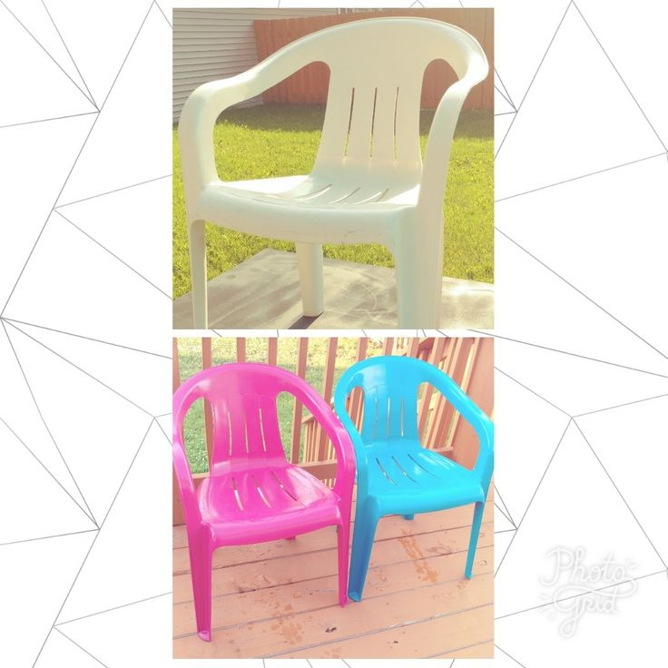 Best 20 Painting Plastic Chairs Ideas On Pinterest Plastic Adirondack Chairs Painting