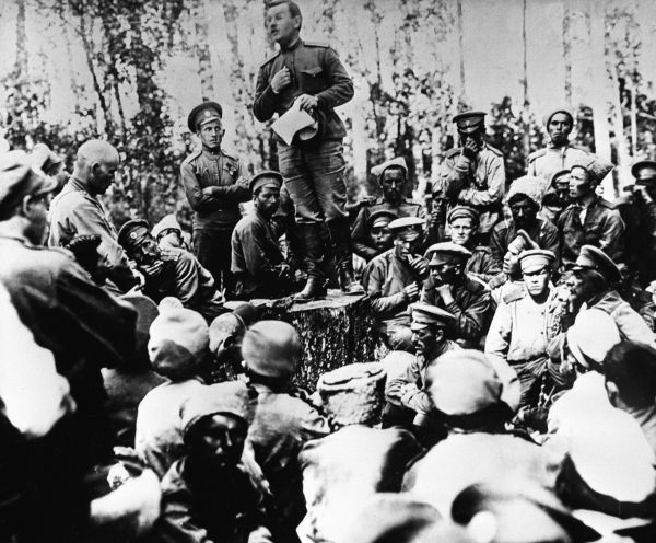 What Happened After the Russian Revolution?