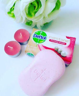 Dettol SA: Eventone Pomegranate Hygiene Soap
