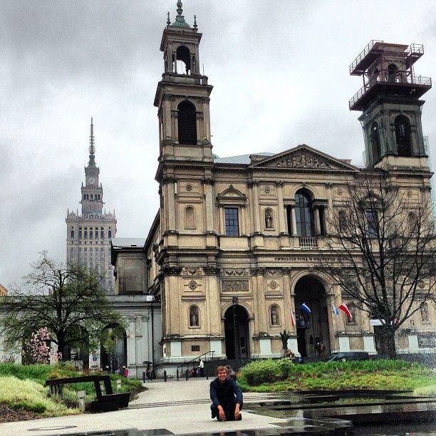 Plac Grzybowski in Warszawa