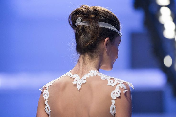 #heart #lace #wedding #openback