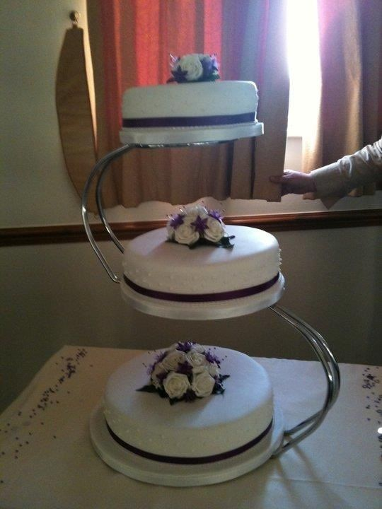 Tiered Cake Stands Wedding