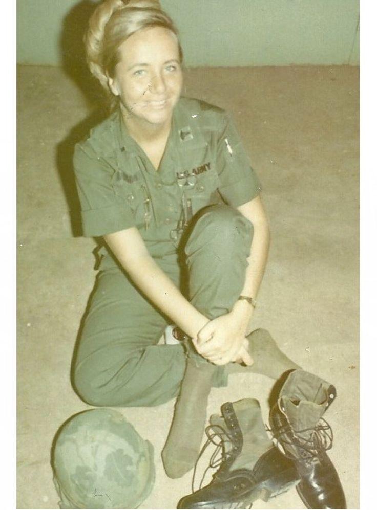 1LT Chris Addison (Santry) at the 24th Evac.