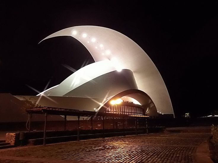 Auditorio, Tenerife