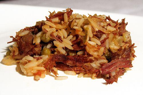 Risoto de Carne de Sol em Receitas de Comidas Nordestinas no Cozinha Brasileira