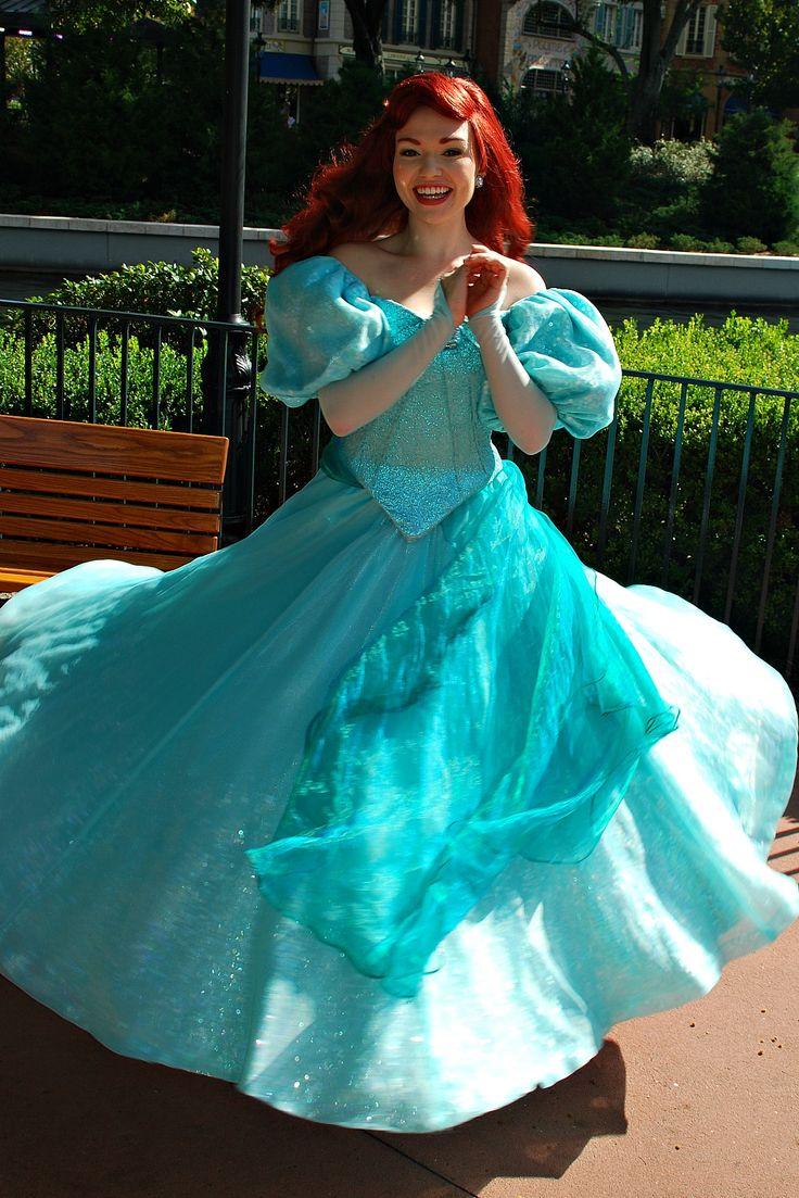 61 best Ariel images on Pinterest | Ariel cosplay, The little ...