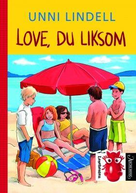 Kjærlighet, Syden, Ella - og to små spanske strandløver. En ny bok i serien om Ella.