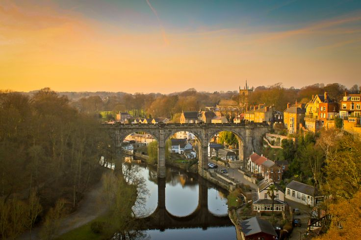 Knaresborough, North Yorkshire, England