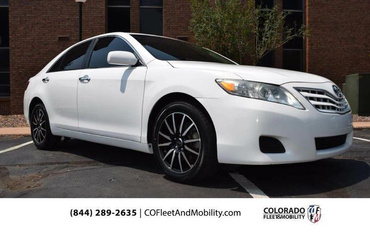 Nice Awesome 2011 Toyota Camry LE 2011 TOYOTA CAMRY LE 92178 Miles WHITE  2.5L Automatic 2017 2018