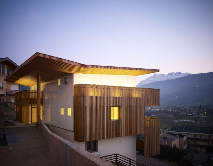 Gallery   PF Single Family House / Burnazzi Feltrin Architects   6