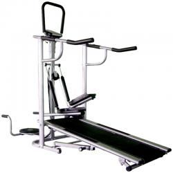 Cosco CTM-510 Treadmill  Multi-function Treadmill. 4 in 1 with Meter. Wide surface for walking. Stepper