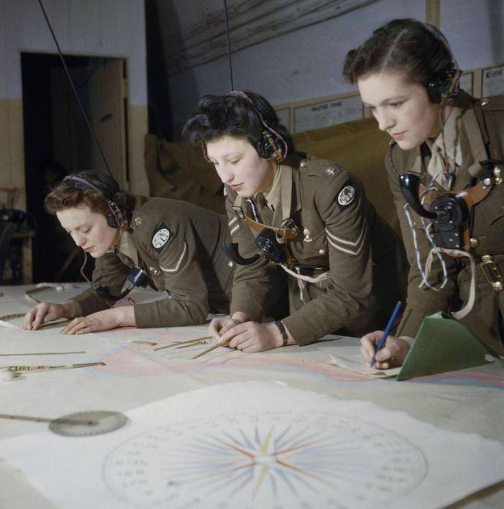 Le foto a colori della Seconda Guerra Mondiale