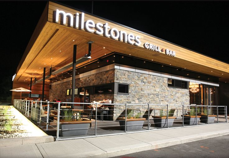 Milestones Grill & Bar 787 Paramount Drive, Hamilton, Ontario, L8J 0B4 Red Hill and Mud St. Hours: Mon - Tues - 11:00 am to 11:00 pm | Wed - Thu: 11:00 am to 12:00 am | Fri: 11:00 am to 1:00 am | Sat: 10:00 am to 1:00 am | Sun: 10:00 am to 10:00 pm Tel: 905-573-7317