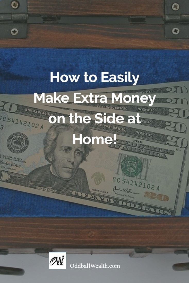 Learn How to Easily Make Extra Money on the Side at Home! The Best Online Paid Survey Sites to Join for Making Extra Cash! Online surveys are one of the best ways to work from home and make money online. Besides being one of the best ways to make money, it's also easy money, great supplemental income and extra income. Increase your household income, earned income, and retirement income while generating multiple streams of income. Read article here: oddballwealth.com... #PersonalFinance...