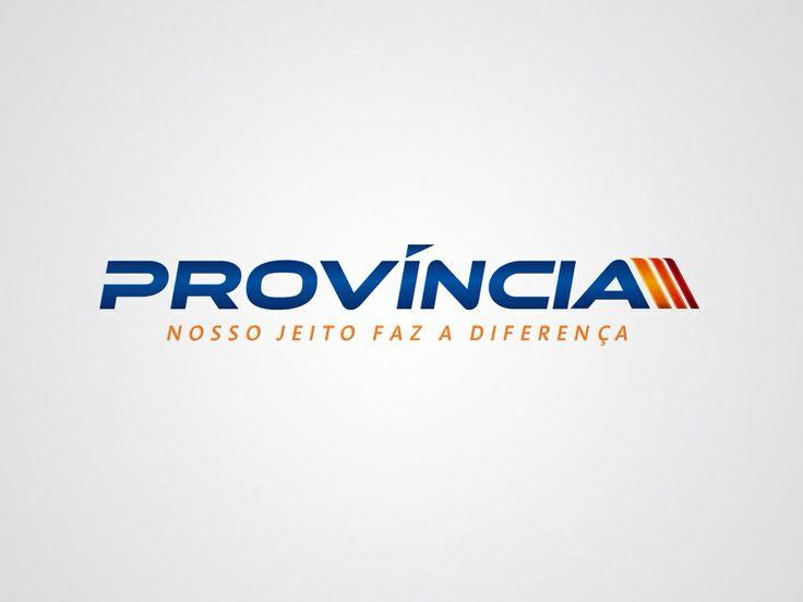 Novo Logotipo Móveis Província. Criação: Rafael Okubara