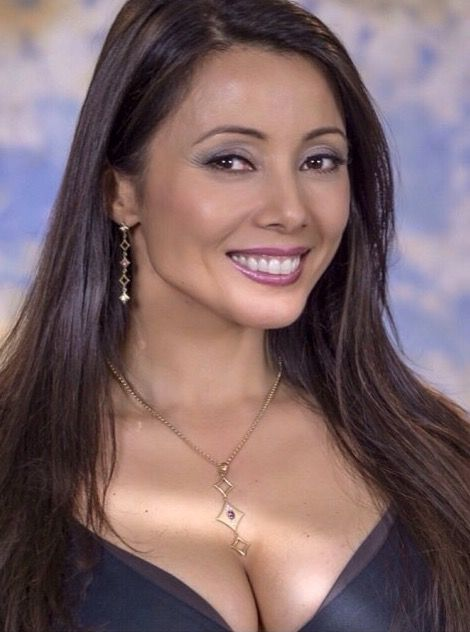 Rachel grant dildo picture 12