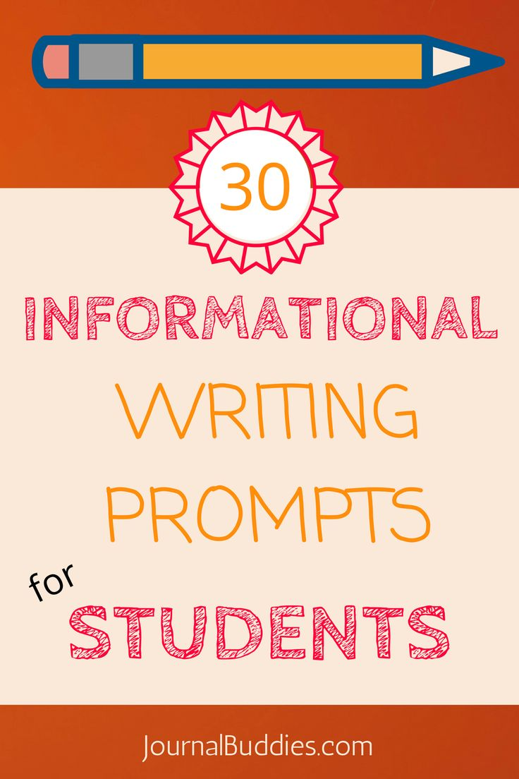 informational writing prompts Elementary writing prompts elementary writing prompts this article has some fine elementary good writing prompts motivate student to write how to find or create the best writing prompts for.