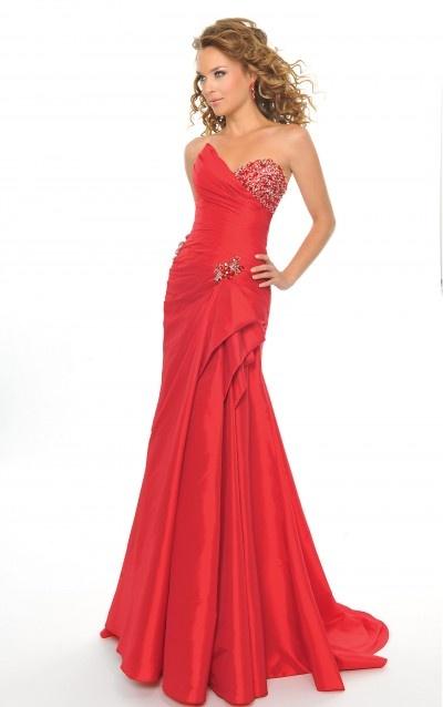 Precious Formals P20978 #wearredday prom dress #IPAProm