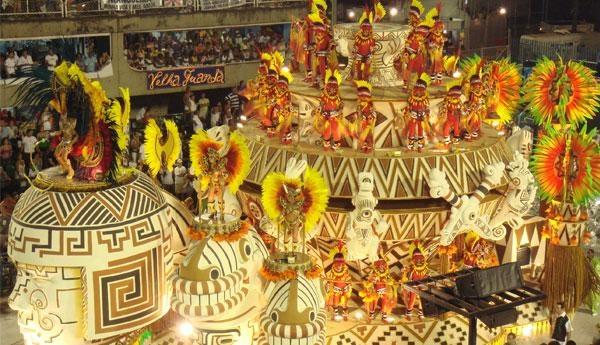 Carnival in Goa, India