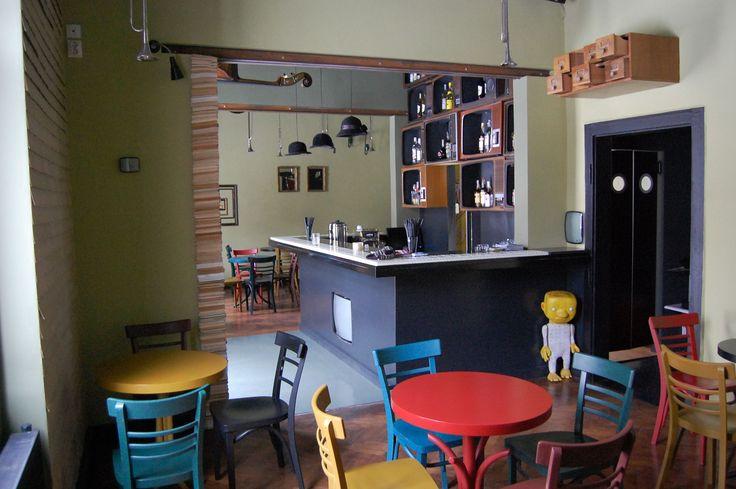 Coffee Shop in Timișoara, Romania