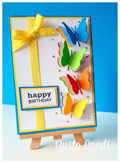 Justa Cards - Handmade Greeting Cards Blog