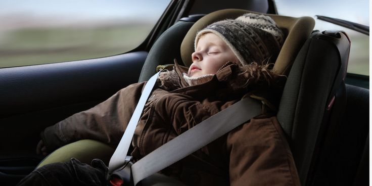 Here's Why You Should Always Take Off Your Kids' Coats While They're in the Car  - CountryLiving.com