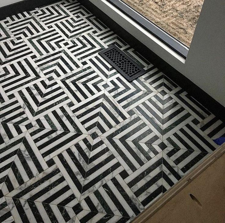 Ann Sacks Mosaic Bathroom Tile: 27 Best Kelly Wearstler For ANN SACKS Images On Pinterest