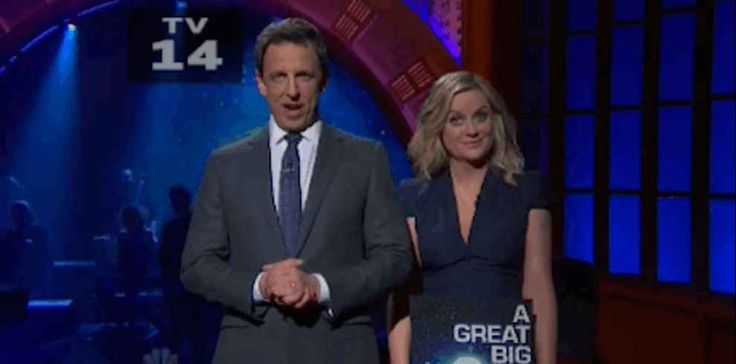 "13 Reasons Why Amy Poehler Should Always Be The ""Late Night With Seth Meyers"" Guest"