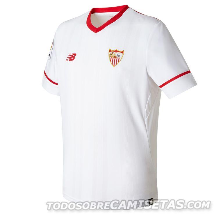 Camisetas New Balance de Sevilla FC 2017-18