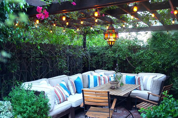 Don't waste your outdoor space! Here are some ideas to make it your new favorite place in the house. http://www.apartmenttherapy.com/make-your-outdoor-space-warm-amp-cozy-this-fall-for-less-than-225-231664