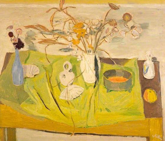 William George Gillies paintings