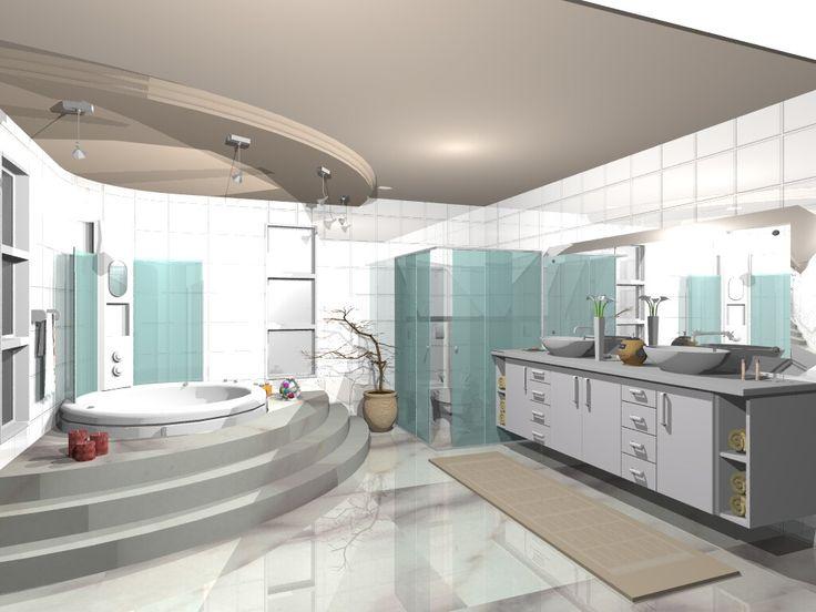 Las 25 mejores ideas sobre como decorar um banheiro en - Ideas para reformar el cuarto de bano ...