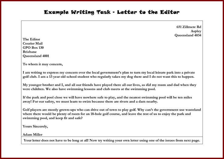 25+ Best Ideas About Format Of Formal Letter On Pinterest   Formal