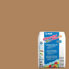 Mapei Ultracolor Plus Fa 25-Lb Acorn Sanded/Unsanded Powder Grout 6Bu0