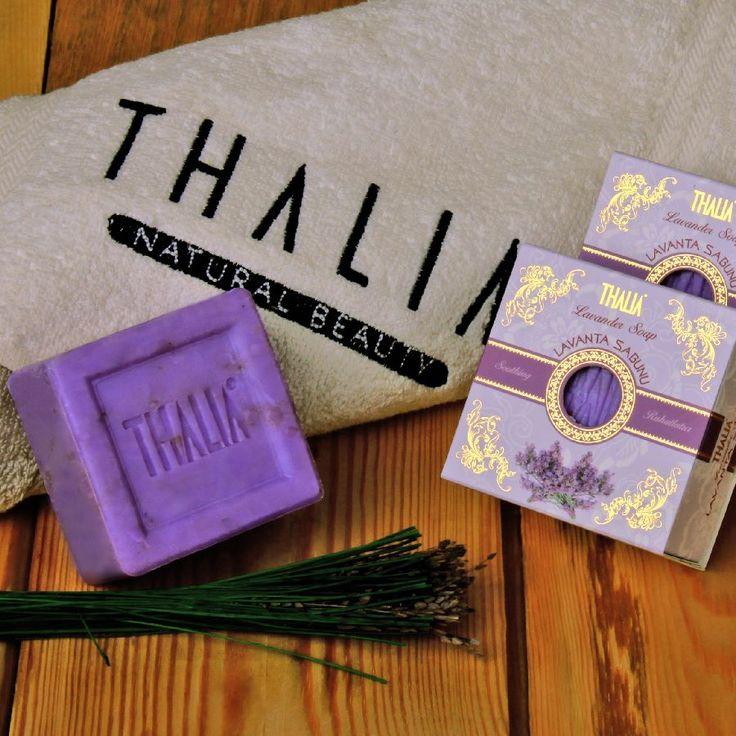 Thalia Doğal Lavanta Özlü Sabun ile Cilt Sorunları ve Saçlarda Kepeğe Elveda! Aynı Gün Kargo Fırsatı ile www.thalia.com.tr sitemizden sipariş verebilirsiniz. #lavanta #thalia #thaliasabun #katısabun #sabunlar #cilt #ciltbakım #doğal #doğalsabun #saç #saçbakım #kepeğekarşı