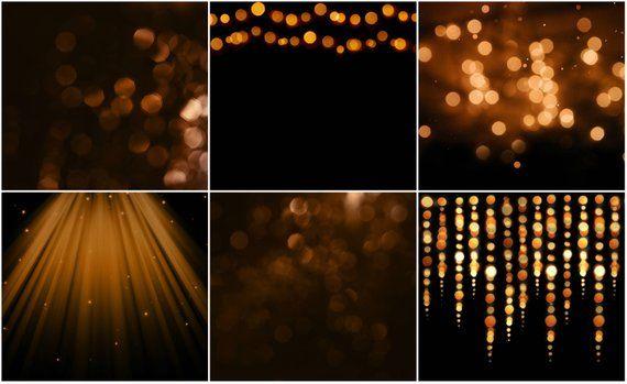 Christmas Light Overlays Christmas Bokeh Overlay