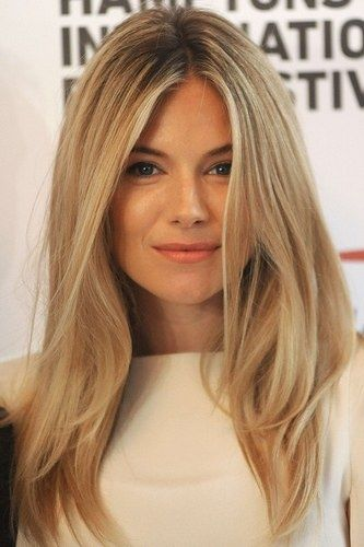 Sienna Miller's Hair..with a little more blonde balayage @Jennifer Milsaps L Reed