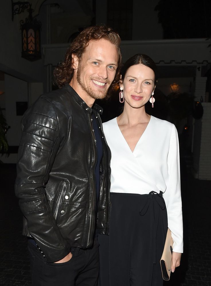 60 Times Sam Heughan and Caitriona Balfe Made Us Wish They Were a Couple IRL