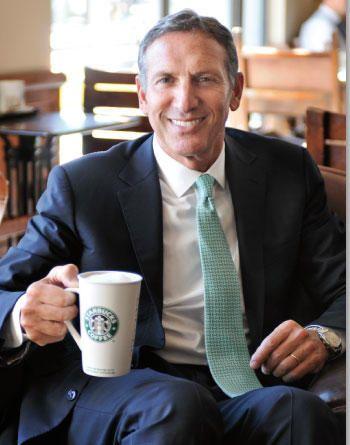Expansión desbocada más crisis económica mundial. Una combinación que puso contra las cuerdas a Starbucks en el periodo 2008-2009. El creador de lo que hoy es esta cadena de cafeterías desgrana las claves que les han permitido retomar el crecimiento.